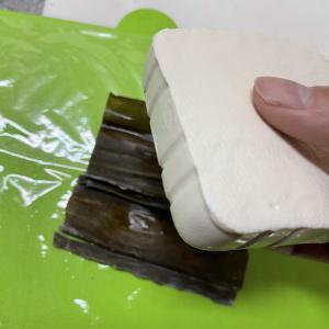 豆腐の昆布締めがキャンプの前菜にオススメ!【キャンプ飯おつまみ】