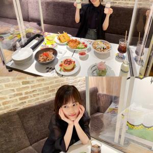 【乃木坂46】自慢の彼女と映像研カフェ行ってきたぞ! ※画像あり