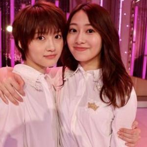 【元乃木坂46】若月佑美と桜井玲香の顔を合成した結果wwwwwww