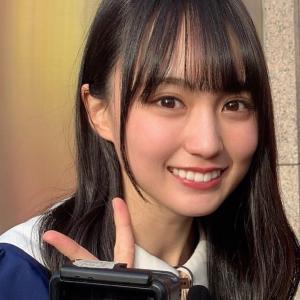 【乃木坂46】美しい...。賀喜遥香のデコルテ全開ショット!!!!!