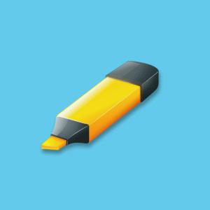 【プラグイン無し】WordPressで蛍光マーカーを動かす方法