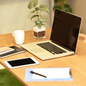 「ウチナカグッドスペースをつくろう」② ウチナカオフィスの環境はこうしてつくる! 「作業に集中できる空間」&「リラックスできる空間」&「家族も使いたい空間」であること。