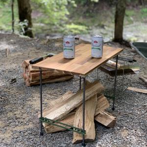 めちゃくちゃ安くカッコよく「バーベキュー用の小さなテーブル」をDIYで作ってみる!