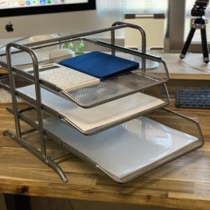 【ビジネスマン必見】書類トレーはIKEAのDOKUMENTで決まり!!最高にシンプルで美しく使いやすい!