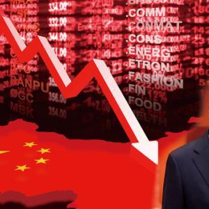 中国景気の減速が始まった