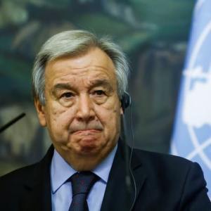 国連、グテレス事務総長の続投承認
