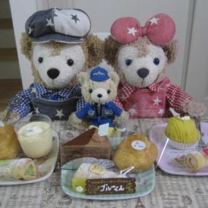 ブルーインパルスのブルーくん お誕生日会 フェデヴェールのケーキ
