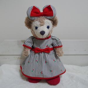新しいお洋服 シェリーの裁縫 さくらんぼ