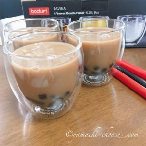 ボダムのダブルウォールグラスを買ったよ☆電子レンジOK!耐熱仕様。見た目もおしゃれで使い勝手良しです♡口コミを紹介します
