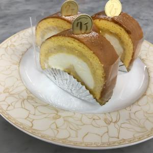 ロールケーキを作ったよ。〜専門学生の学び〜