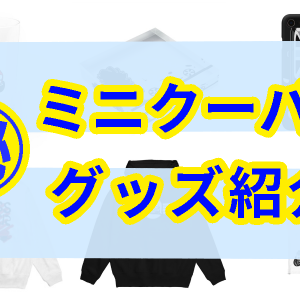 【ミニクーパー風㊙︎グッズ】MINI COOPER好きによるオリジナルグッズがすごい!!!