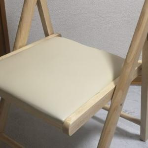 [レビュー]無印の折りたたみパイン材テーブルに合う椅子を購入