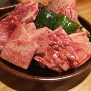 誕生日でお肉食べてきました!