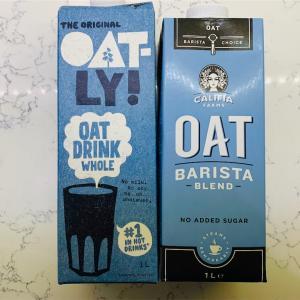 イギリスのオーツミルク(OAT-LY)をレビュー