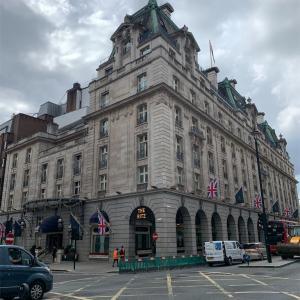 The Ritz Londonのアフタヌーンティーへ!