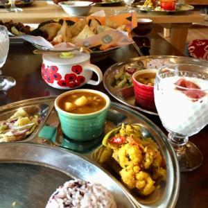 ネパール料理教室に参加しました。