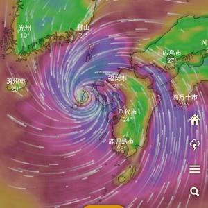 台風10号が過ぎ去って -台風・地震、自然災害の備えは平時に-