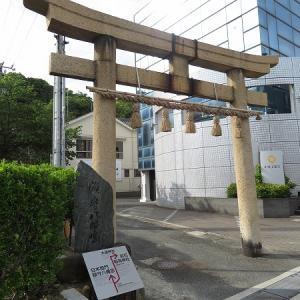 大連神社(山口県下関市)―租借地から引き揚げた御神体を祀る