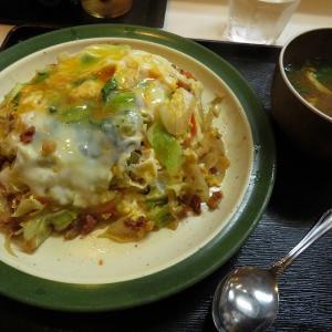 沖縄料理の店「お食事処みかど」のちゃんぽん(沖縄県那覇市)