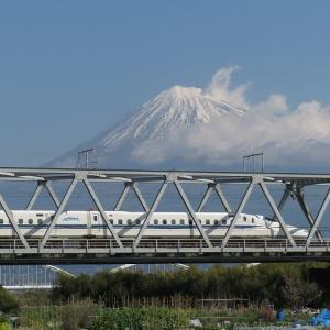 【旅行記】サンライズ出雲&18きっぷの旅2021春 13日目―富士山はすぐに隠れた