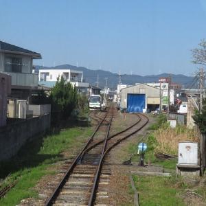 【西日本最短の私鉄】紀州鉄道KR301に乗る(西御坊~御坊)