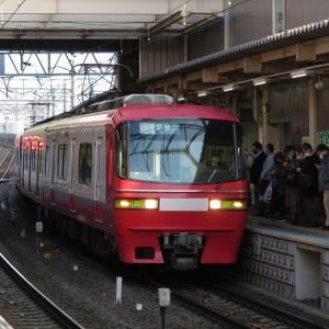 【要塞建設中】仮駅舎の名鉄知立駅で激写!三河線は6000系の楽園だった