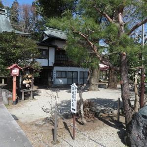 報徳二宮神社(栃木県日光市今市)―二宮金次郎のお墓がある社