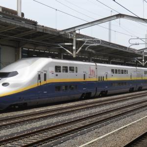迫る引退を前に・・・熊谷駅でE4系新幹線を激写!