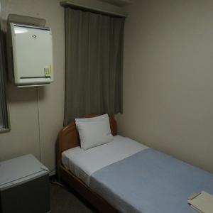 格安ビジネスホテル「キャビン熊谷」に泊まる(埼玉県熊谷市)