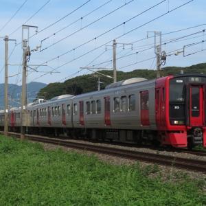 久々に鹿児島本線で撮りまくる!ついに2200番台もやってきた・・・