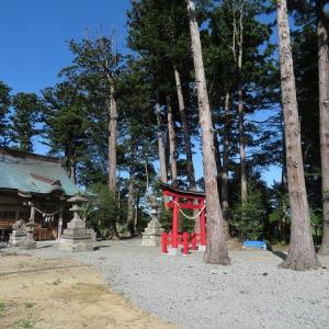 初発神社(福島県浪江町)―原発事故からよみがえった北幾世橋の鎮守