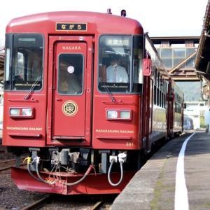 【スイーツのオンパレード】長良川鉄道の「観光列車 ながら」に乗ってきました!③