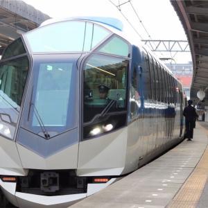 近畿日本鉄道の「観光特急 しまかぜ」|近鉄が誇る豪華観光特急
