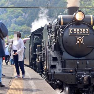 秩父鉄道の「SLパレオエクスプレス」|都心から一番近い蒸気機関車
