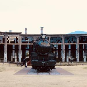 JR九州の「ゆふいんの森」と九大本線・豊後森駅の「旧豊後森機関庫」|当時のまま残る転車台と扇形機関庫[駅巡り]