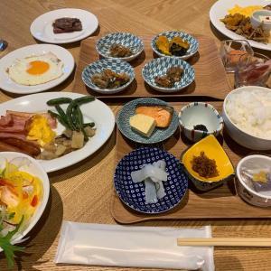ダイワロイヤルホテルグランデ 朝食