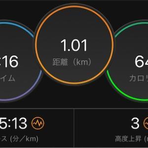 【週間走行距離】5/3-5/9