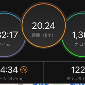 【週間走行距離7/5-7/11