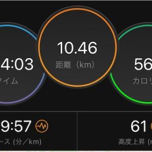 【週間走行距離】9/5-9/19