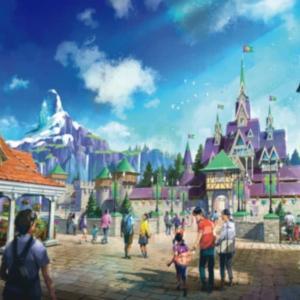 ディズニーシー2023年度オープン予定の新エリア【ファンタジースプリングス】って?