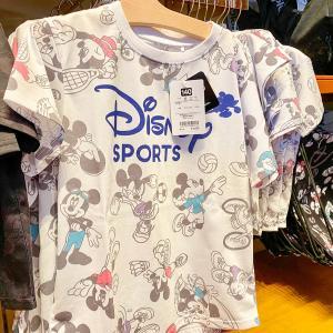 スポーツをおしゃれに!TDRの「ディズニースポーツ」新グッズ