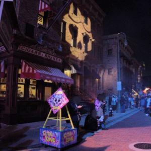 USJホラーナイト2021鬼太郎・シャーロックホームズ・ラタタダンス・ストリートゾンビが楽しめる