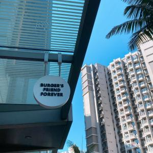 Burger's Friends Forever@将軍澳(Tseung Kwan O)