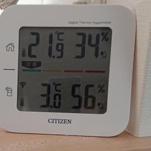 積水ハウスは冬寒い?鉄骨住宅は冬寒いのか?実測してみました