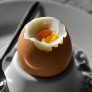 【市川海○蔵さんも成功】ゆで卵を食べて痩せる!ゆで卵ダイエット