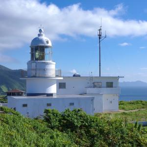 津軽半島・竜飛崎,夏の海岸線をゆく。