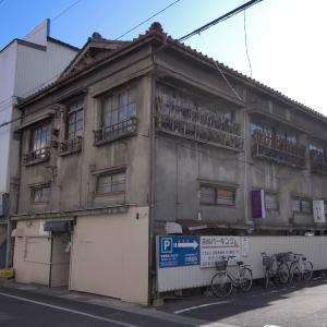 松本建築散歩(1):大手1~3丁目に残る,味わい深い建築たちを紹介。
