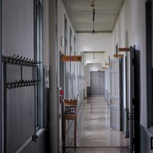 松本建築散歩(4):旧制松本高等学校は,国内9番目の官立高等学校。