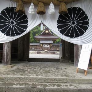 熊野三山と三巡目。