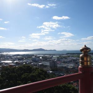 紀三井寺と粉河寺へ行ってきました。